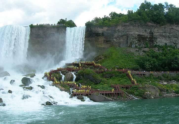 visitar las cataratas del niagara desde nueva york